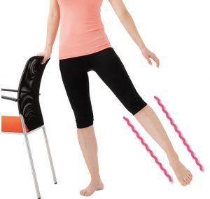 【おなか脱力腰回し②】坐骨神経痛にもおすすめの「足ブラ脱力」