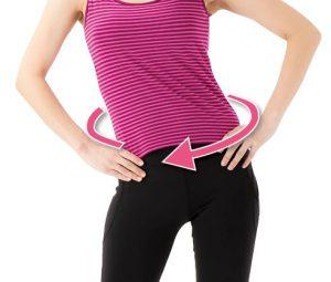 【おなか脱力腰回し③】仙腸関節を効率よくほぐす「腰ブラ脱力」