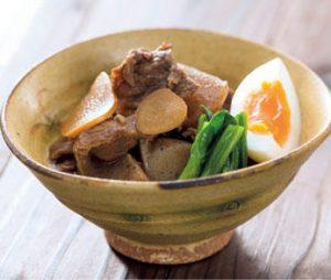 【狭窄症対策レシピ】牛スジ肉とコンニャクのショウガ煮