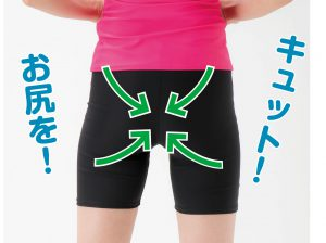 骨盤底筋群を鍛える[お尻キュット]で尿漏れ・ムズムズ感から脊柱管狭窄症まで改善!