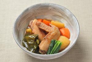 【狭窄症対策レシピ】鶏手羽先のこっくり煮