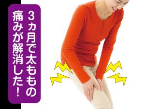 【症例報告・3方おじぎ】立ち仕事で発症した狭窄症の太もも痛が3方おじぎで3ヵ月で改善