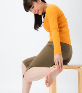 【症例報告・足指広げ】足裏の違和感と脱力で引きこもったが、足指広げで4ヵ月で外出できた