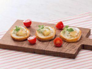 【狭窄症対策レシピ】ハチミツショウガとチーズのオードブル風